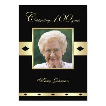 100th Birthday Party  Photo 100th