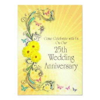 25th Wedding Anniversay Party