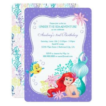 Ariel | Under the Sea Adventure Birthday