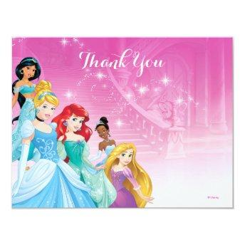 Disney Princess Thank You | Birthday