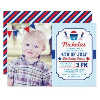 Fourth Of July Birthday Party