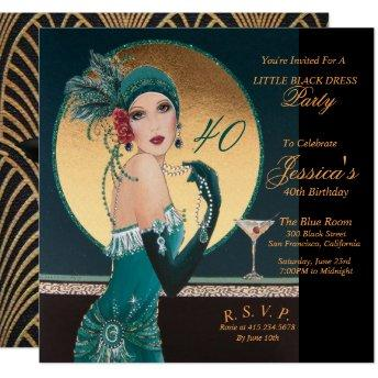 Gatsby Art Deco 40TH  Party