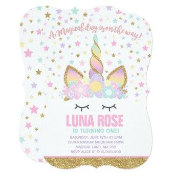 Magical Unicorn Birthday  Unicorn Party