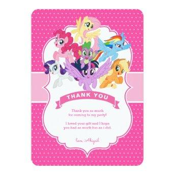 My Little Pony | Hot Pink Birthday