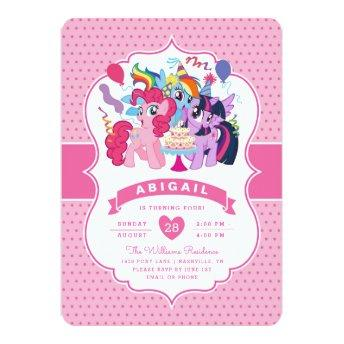 My Little Pony | Pink Birthday