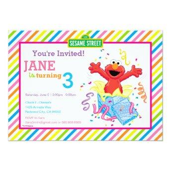 Sesame Street | Elmo Girl's Birthday