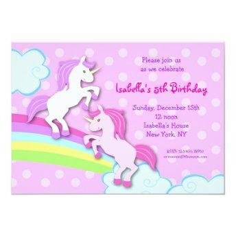 Unicorn Little Pony Birthday Party