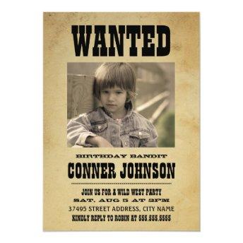 WANTED Vintage Birthday Party