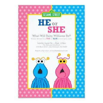 Yip-Yips Gender Reveal