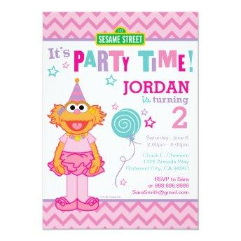 Zoe Birthday Invitation